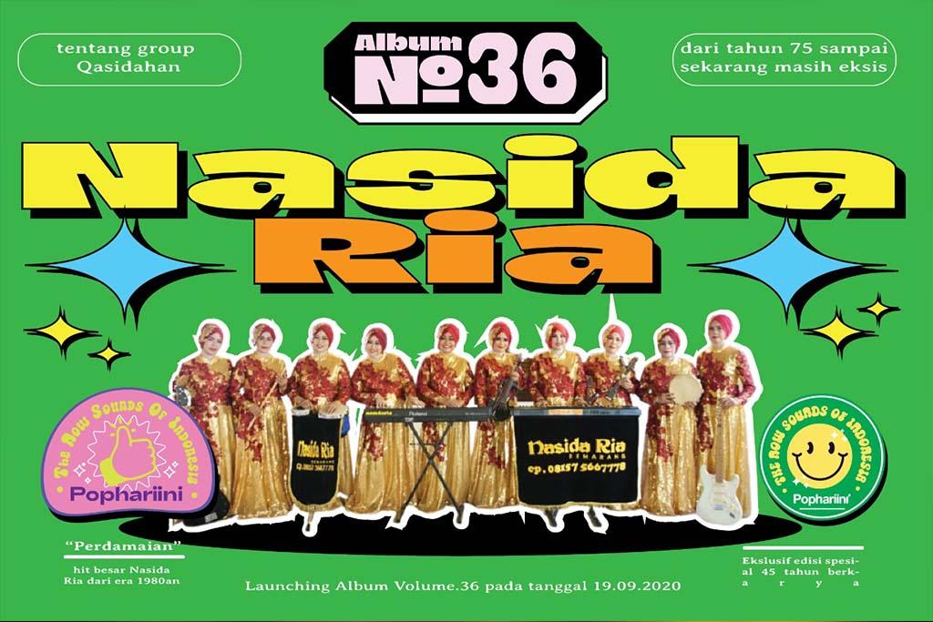 Legenda Hidup Qasidah Modern: Grup Nasida Ria!
